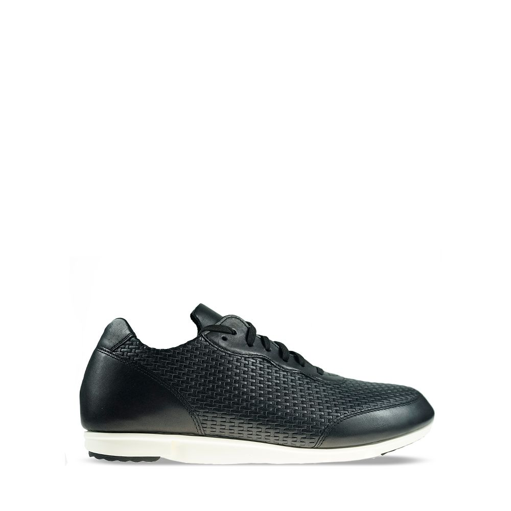 Ανδρικά Sneaker Clarks Triturn Run Black