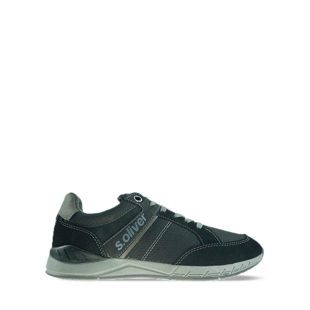 Ανδρικά Sneaker S.Oliver 13611 Black