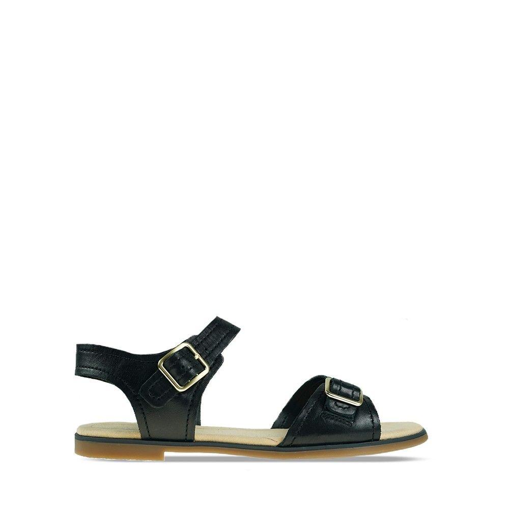 Γυναικεία Σανδάλια Clarks Primrose Black Leather
