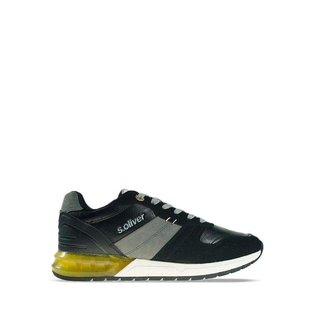 Ανδρικά Sneaker S.Oliver 13606 Grey Comb