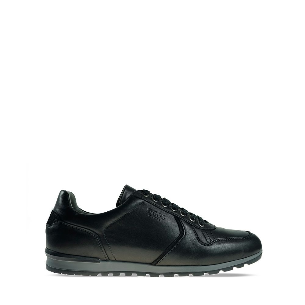 Ανδρικά Sneakers Boss PQ150 Black Burn