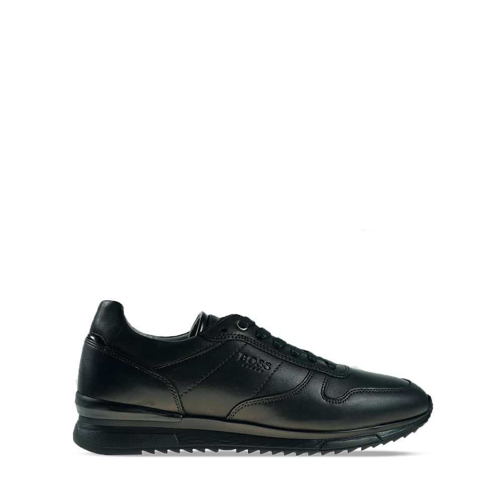 Ανδρικά Sneakers Boss P1402 Black Burn
