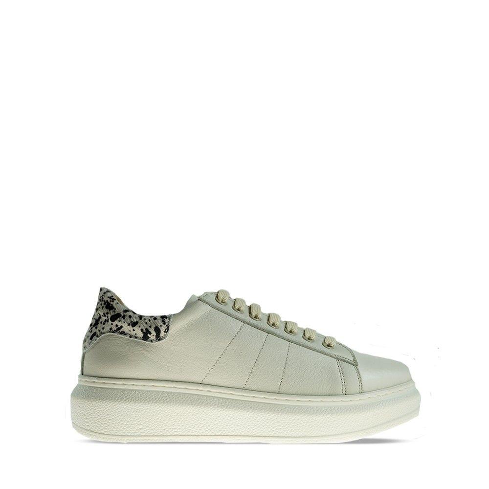 Γυναικεία Sneakers Wave 1107 Λευκά