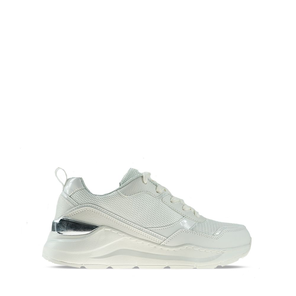 Γυναικεία Sneakers Skechers Rovina-clean Sheen White