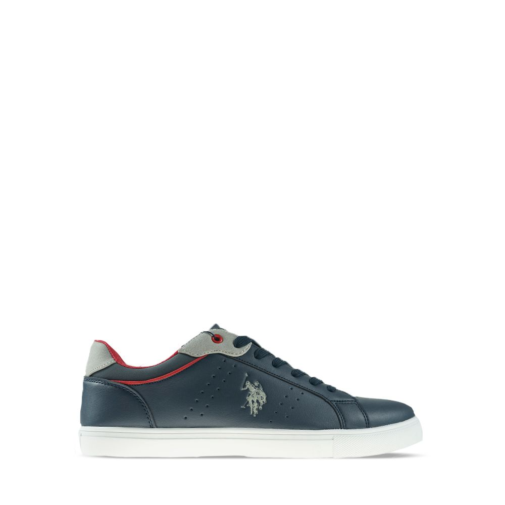 Ανδρικά Sneakers Us Polo Curt Dark Blue