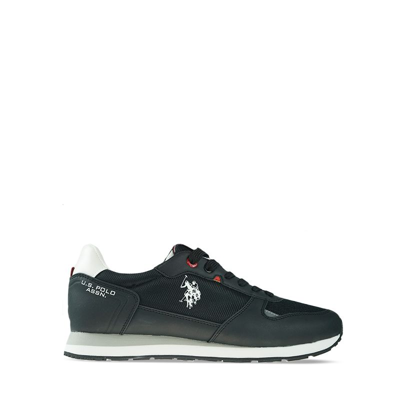 Ανδρικά Sneakers Us Polo Assn  Wily Black