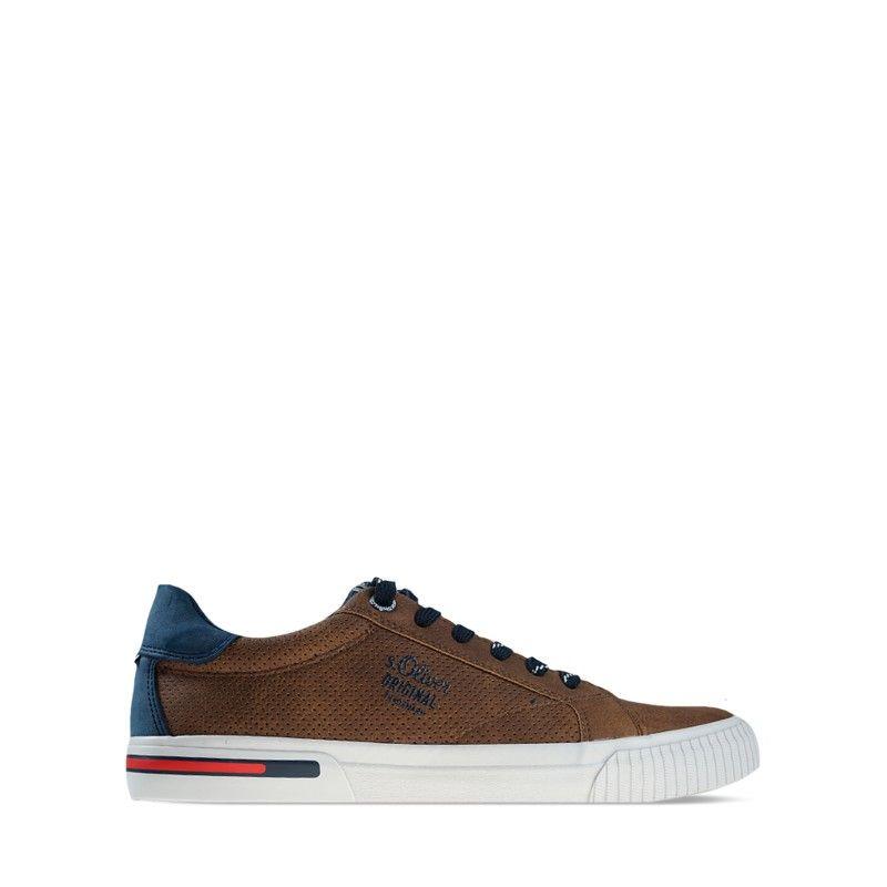 Ανδρικά Sneakers S.Oliver 13630 Cognac