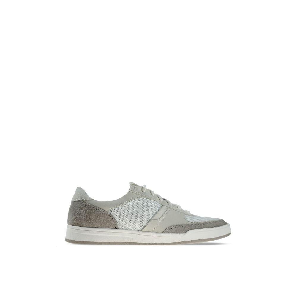 Ανδρικά Sneakers Clarks Bizby Lace Stone Combi
