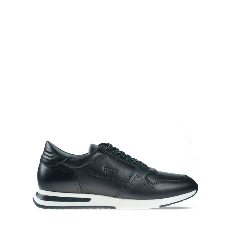 Ανδρικά Sneakers Boss QR150 Black Burn
