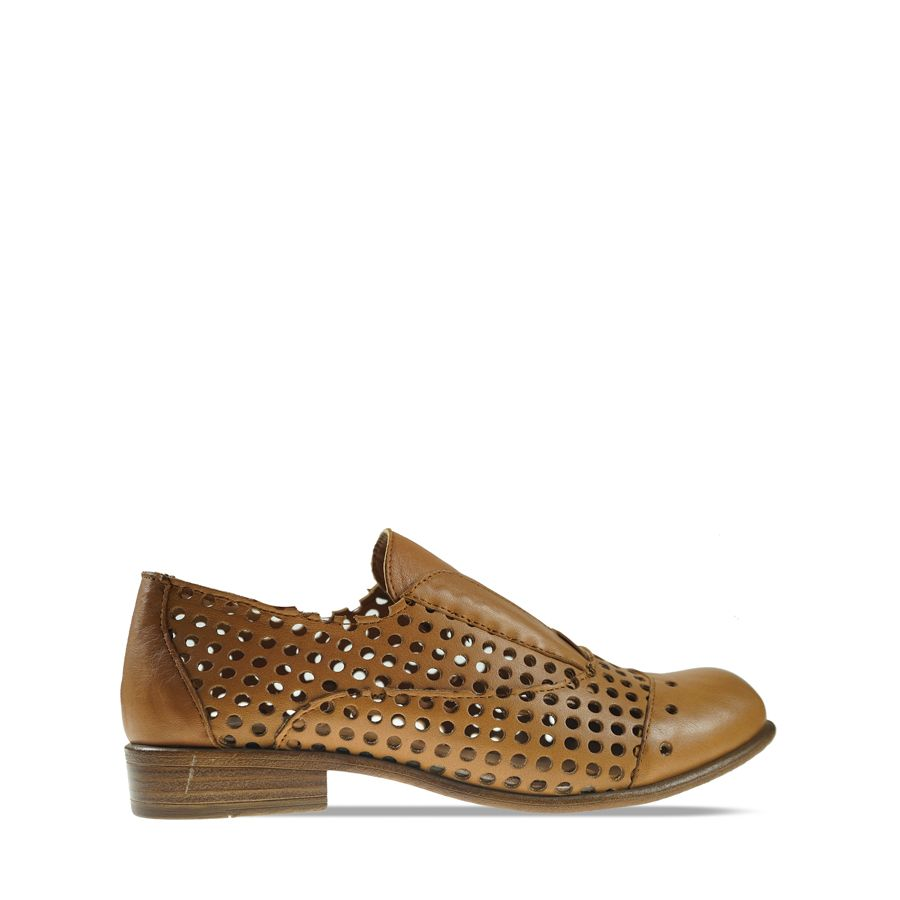 Γυναικεία Casual Παπούτσια Wave9960 Nappa Coconut