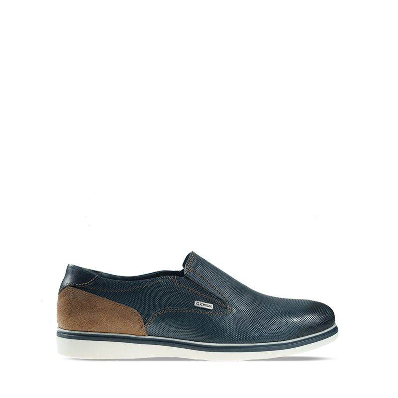 Ανδρικά  Loafer Gk Uomo 7057 Navy