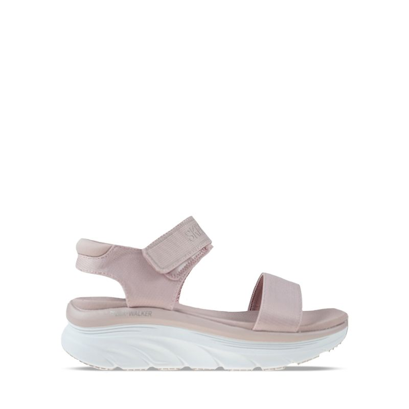 Γυναικεία Σανδάλια Skechers D'Lux Walker-New Block blush