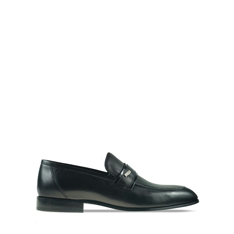 Ανδρικά Loafers Gk Uomo Marsal Black