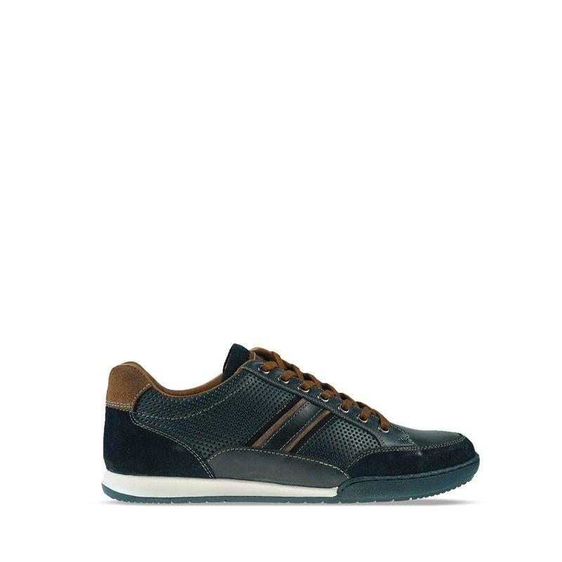 Ανδρικά Sneakers GK uomo 7841 Μπλε Navy