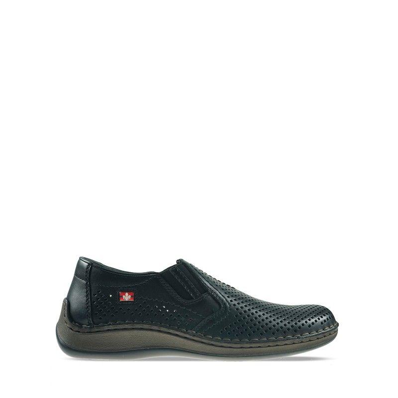 Ανδρικά Casual Παπούτσια Rieker 05297 Black