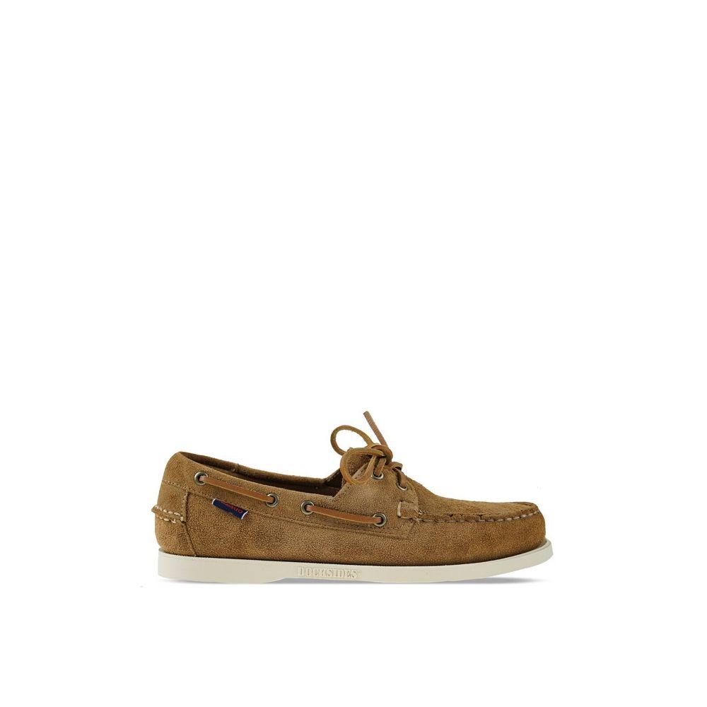 Ανδρικά Boat Shoes Sebago Portland Flesh Out Brown