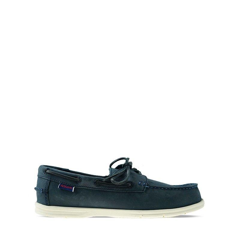 Ανδρικά Boat Shoes Sebago Naples NBK Blue Navy
