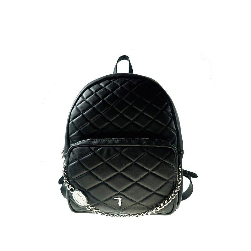 Γυναικείο Backpack Trussardi Pre Daisy Smooth Quilting