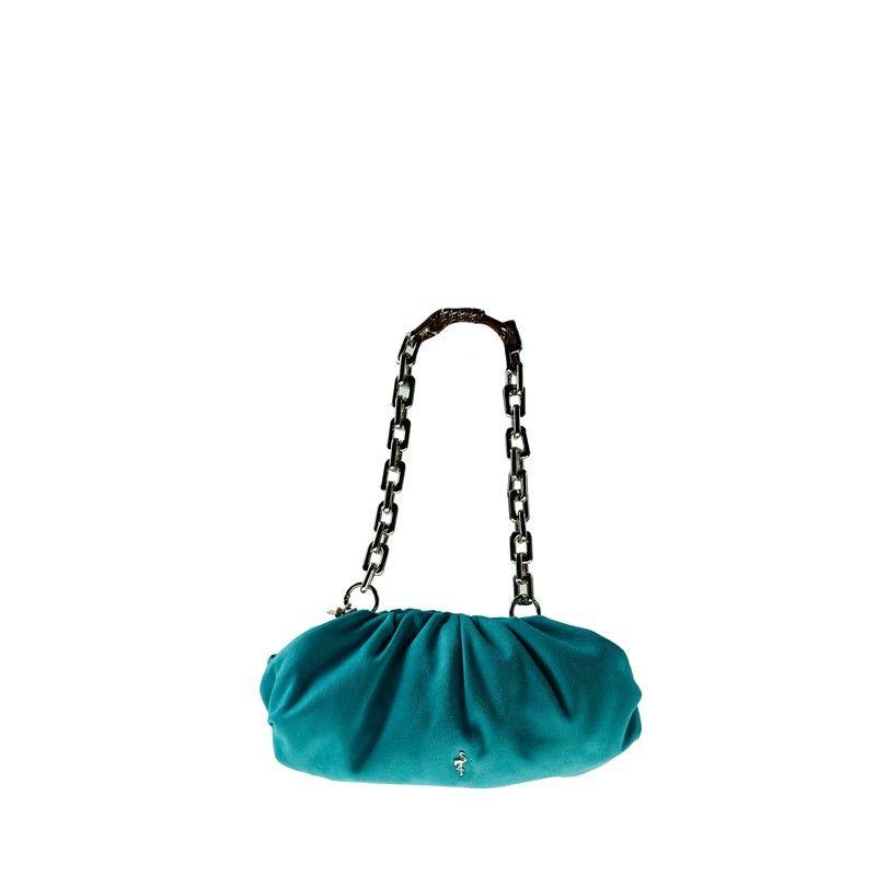 Γυναικείο Cluch Menbur Bergi Azul