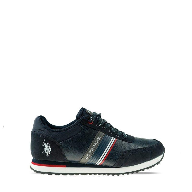 Ανδρικό Sneaker Us polo Xirio001 Dark Blue