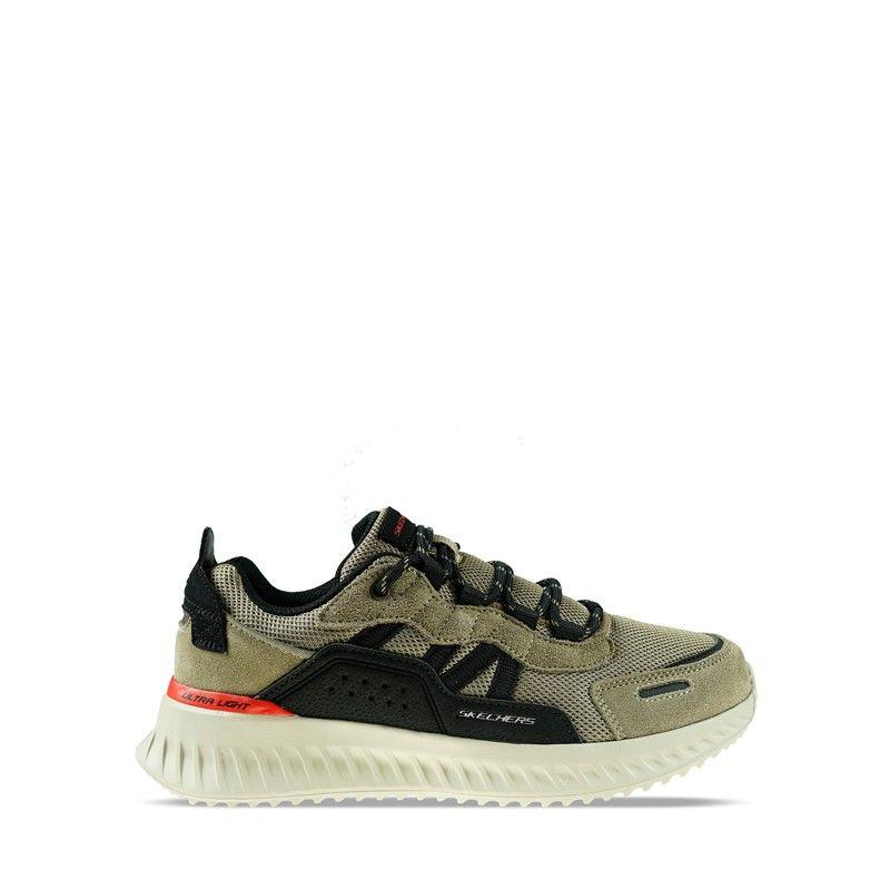 Ανδρικά Sneakers Skechers Matera 2.0 Taupe-Black