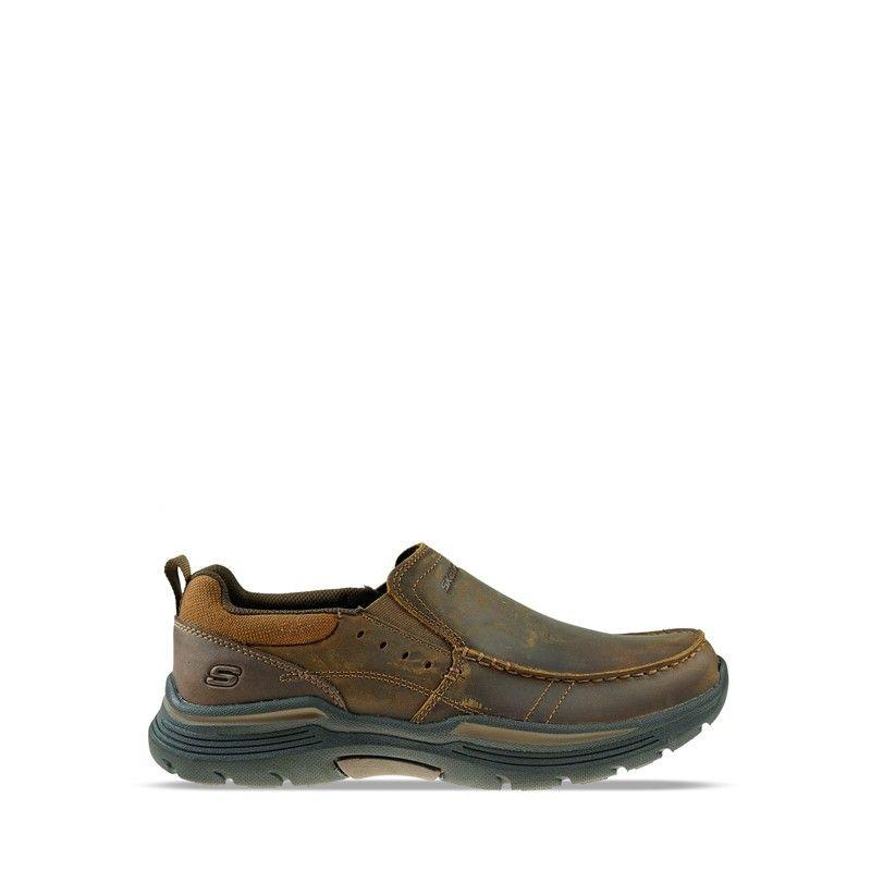 Ανδρικά Μοκασίνια Skechers Expend Seveno Dark Brown