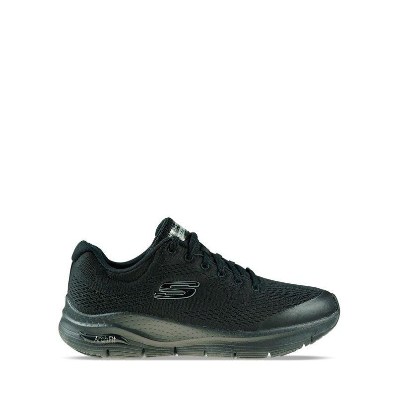 Ανδρικά Sneakers Skechers Arch Fit Black