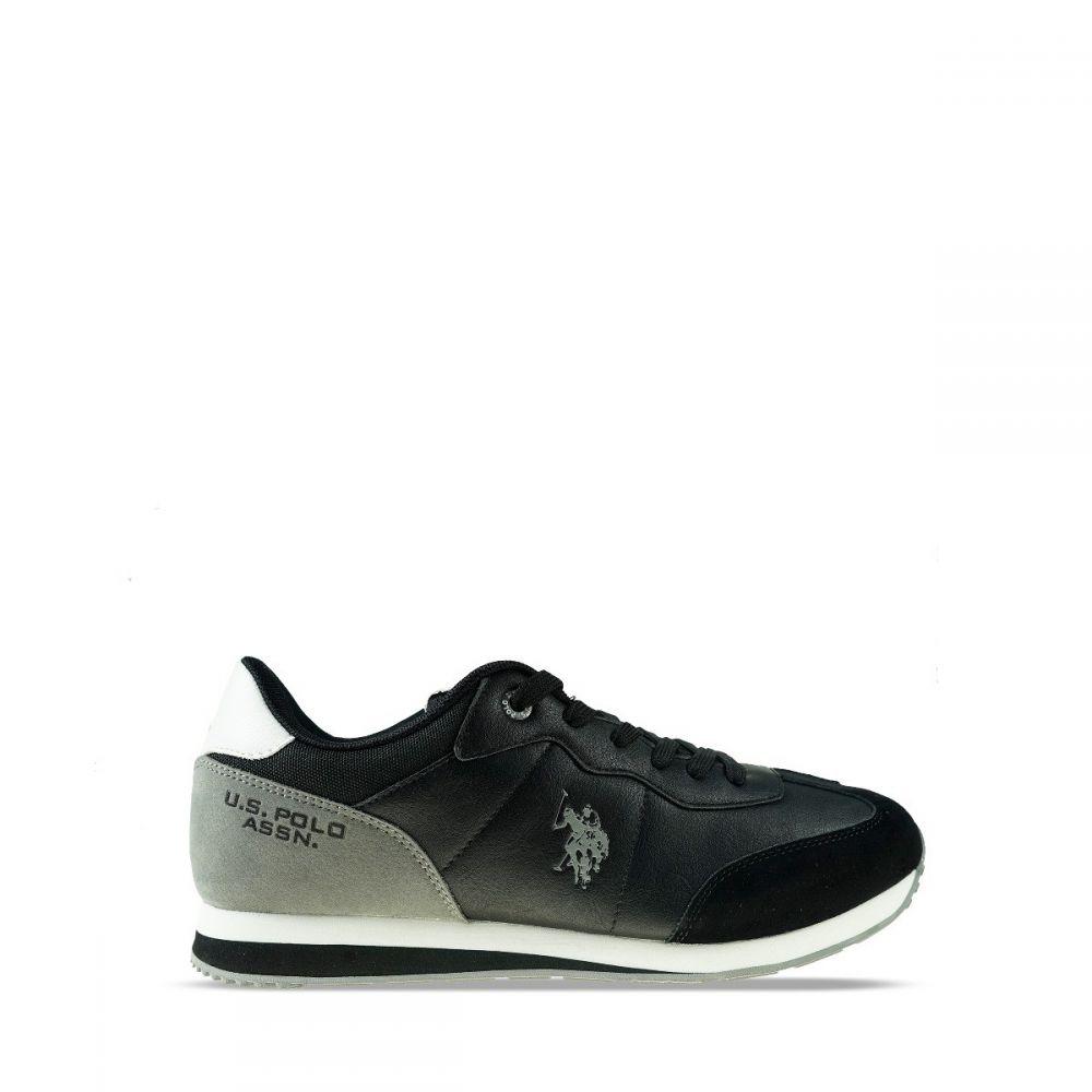 Ανδρικά Sneaker Us polo Wilys0001 Black