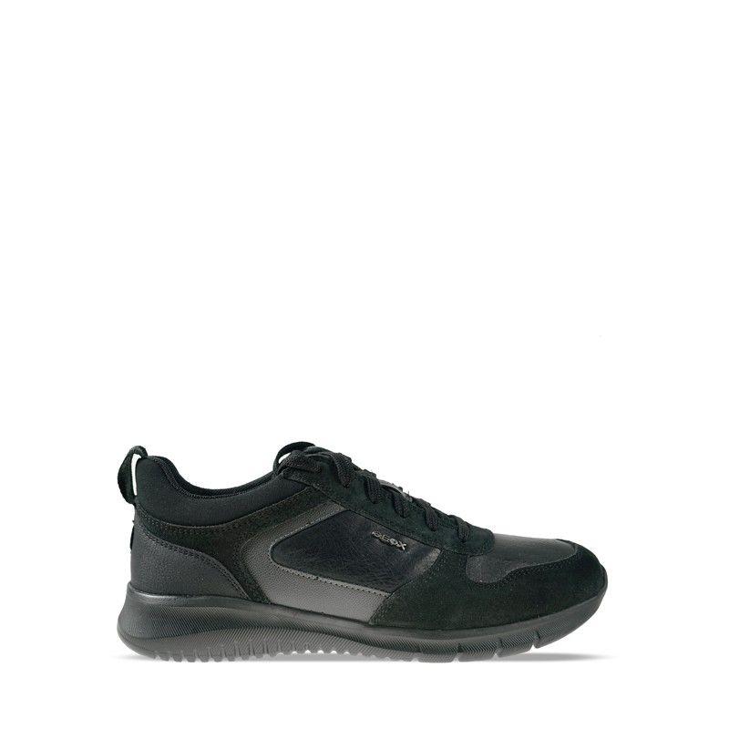 Ανδρικά Sneakers Geox Monreal C Black