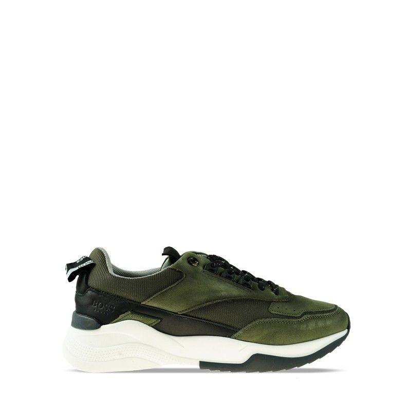 Ανδρικά Sneaker Boss R512  Khaki Milano
