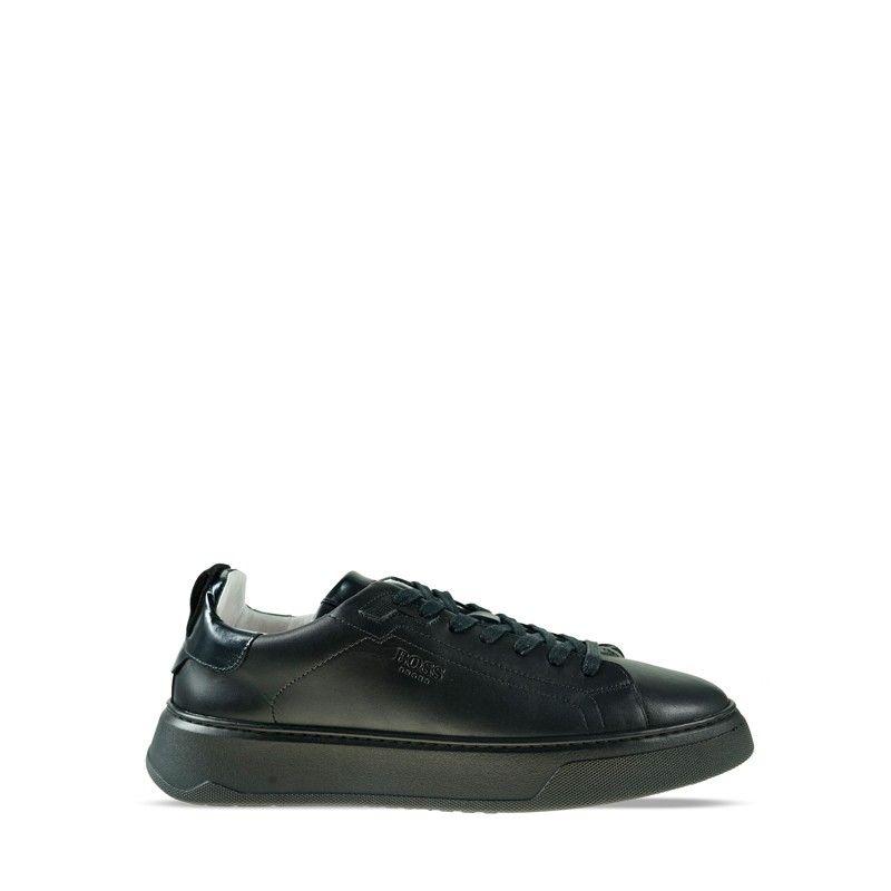 Ανδρικά Sneaker Boss RU321 Black Grapa