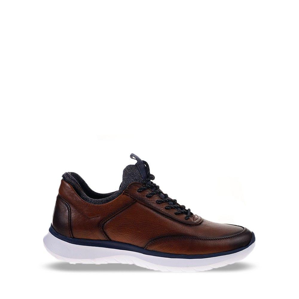Ανδρικό Sneaker Prive 0199 Tan