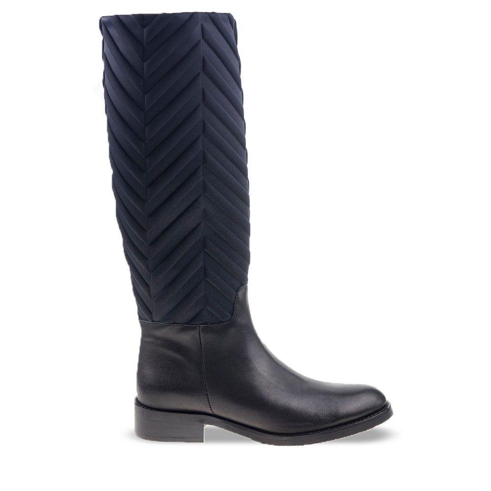 Γυναικείες Μπότες Inuovo Lally Black