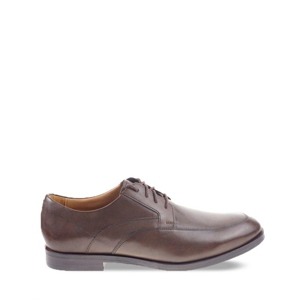Ανδρικά Clarks Corfield Apron Brown Leather