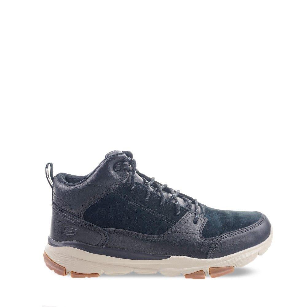 Ανδρικό Μποτάκι Skechers Sn65731 Black