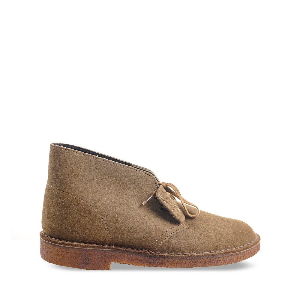 Ανδρικό Μποτάκι Desert Boot Walnut Suede
