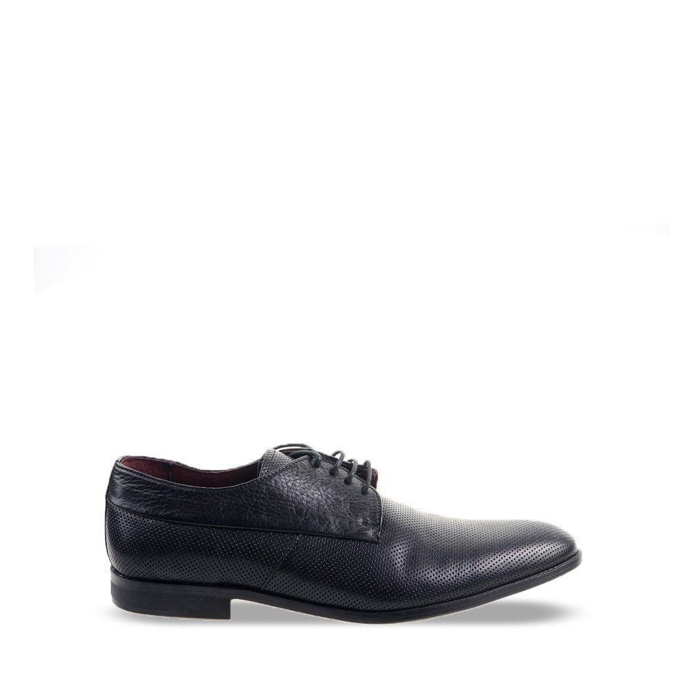 Ανδρικό παπούτσι Anteos 1317 Black