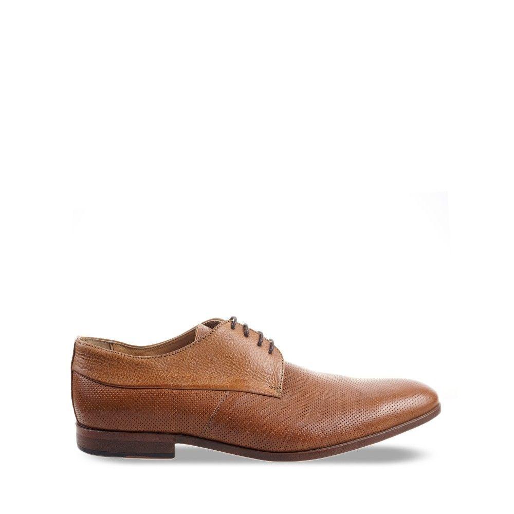 Ανδρικό παπούτσι Anteos 1317 Brown