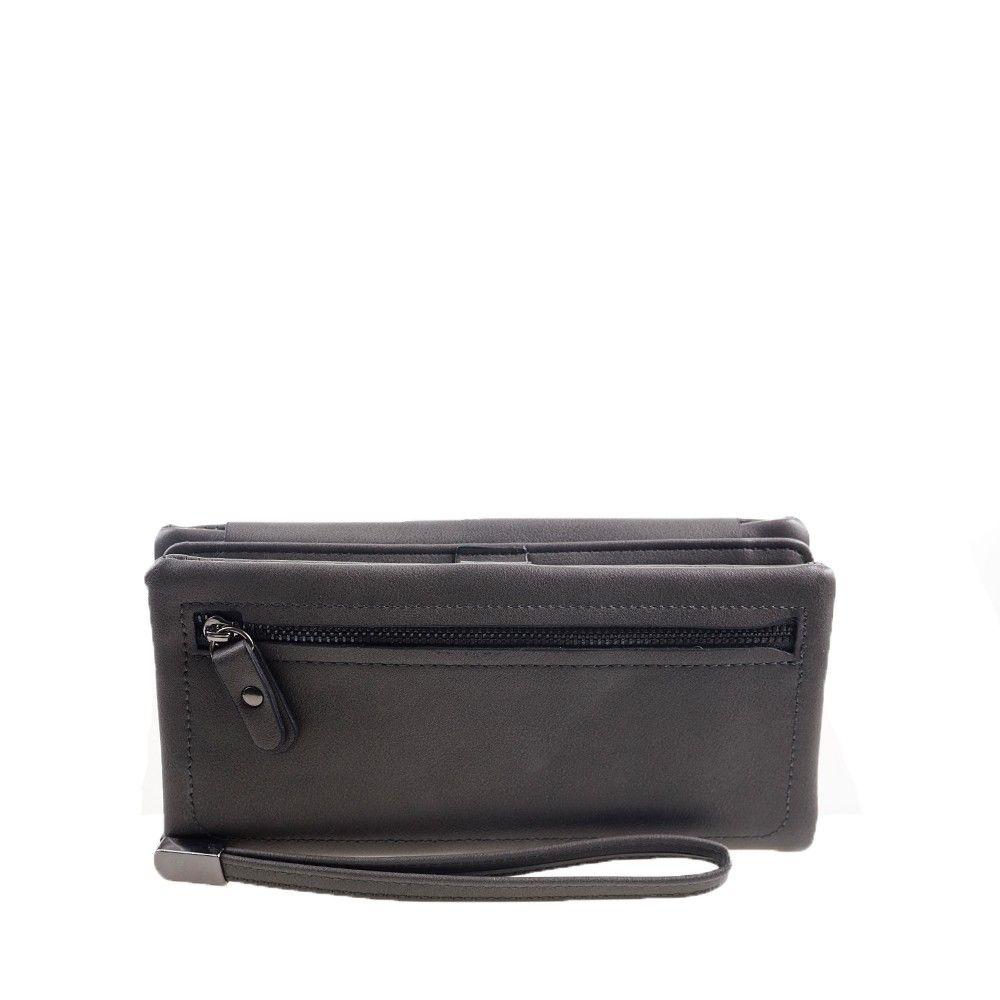 Γυναικείο Πορτοφόλι Gessy A8982 grey