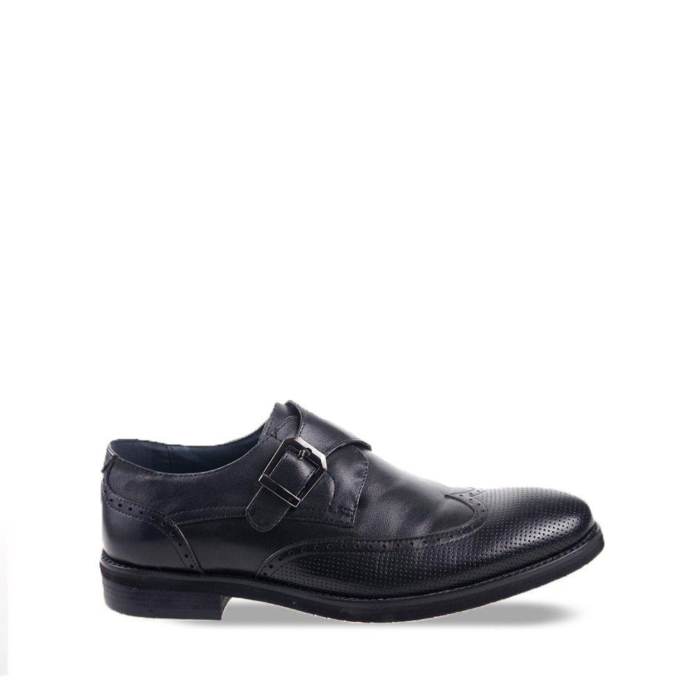 Ανδρικό Παπούτσι Prive AT2773 Black