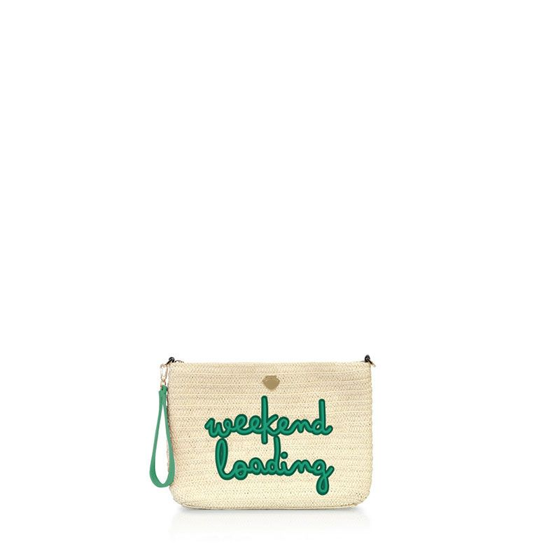 Γυναικεία Pochette Lepandorine Cannella  WEEKEND Natural
