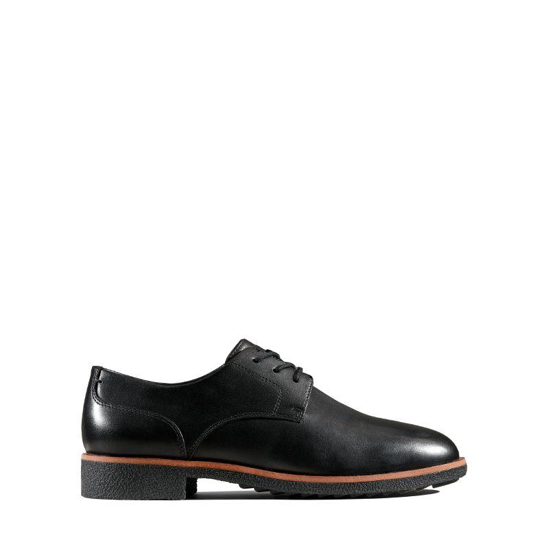 Γυναικεία Oxfords Clarks Griffin Lane Balck Leather