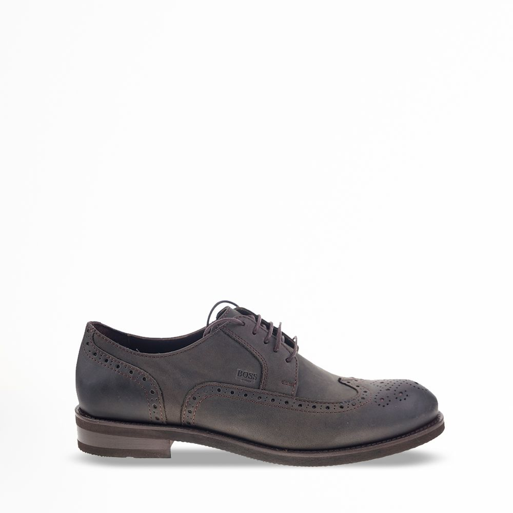 Ανδρικά Oxfords Boss M5081 Brown