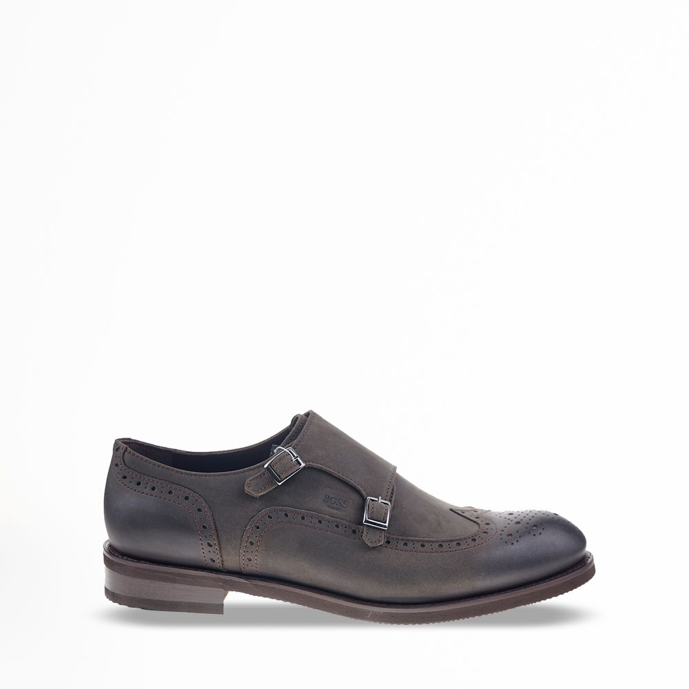 Ανδρικά Oxfords Boss M5080 Browm