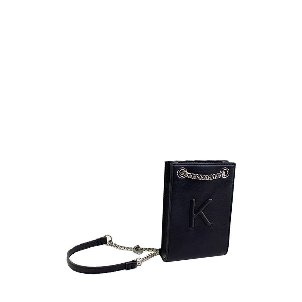 Γυναικεία τσάντα Crossbody Kendall+Kylie Sandra Black
