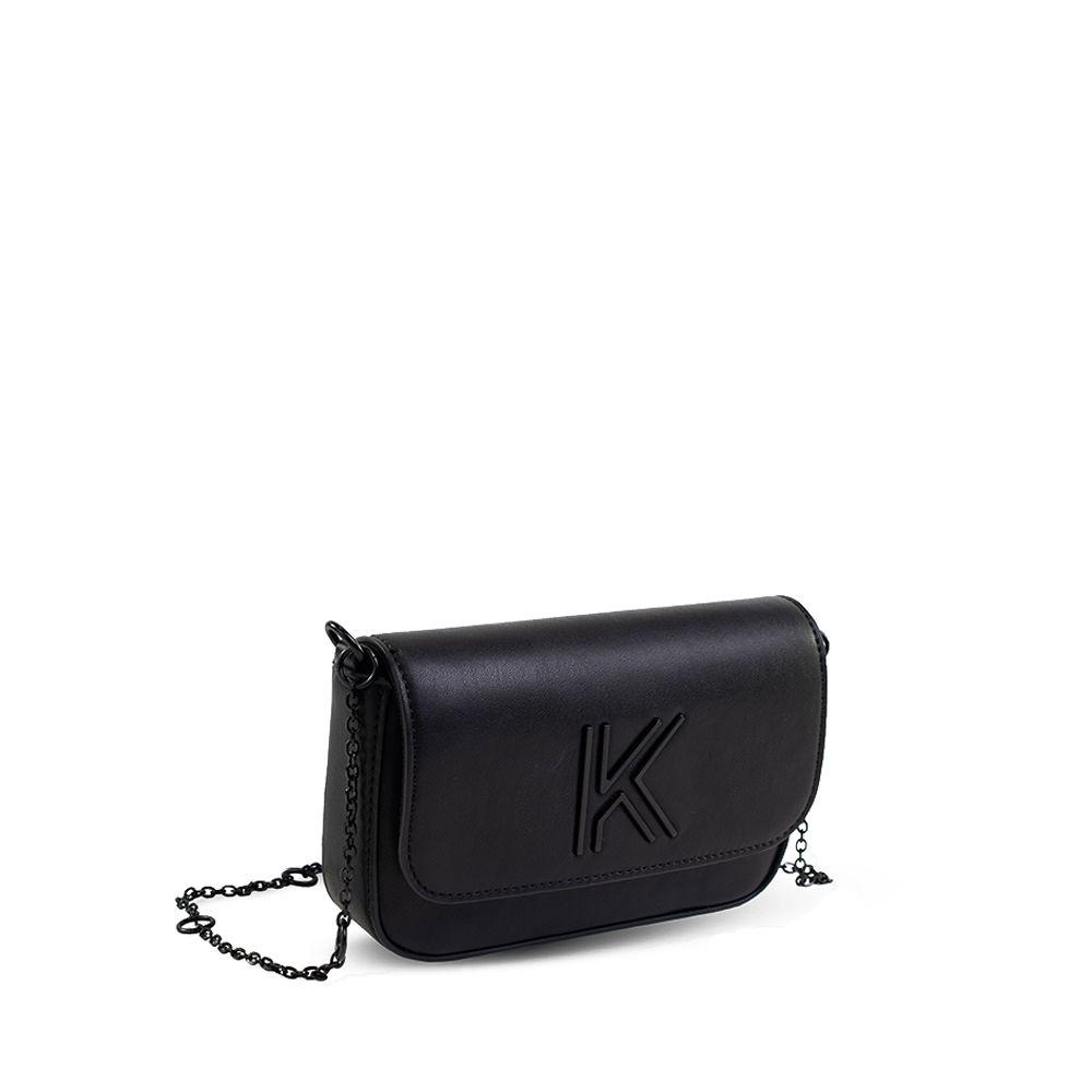 Γυναικεία τσάντα Crossbody Kendall+kylie Arya Black