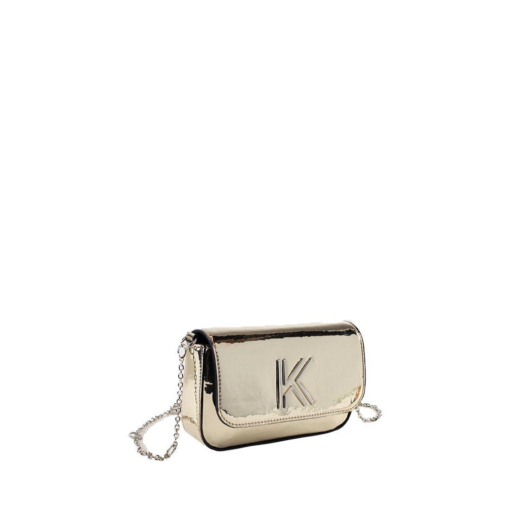Γυναικεία τσάντα Crossbody Kendall+Kylie Arya Gold