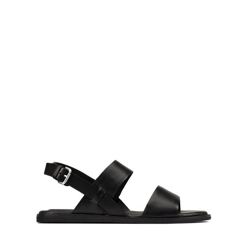 Γυναικεία Σανδάλια Clarks Kersea Strap Black Leather
