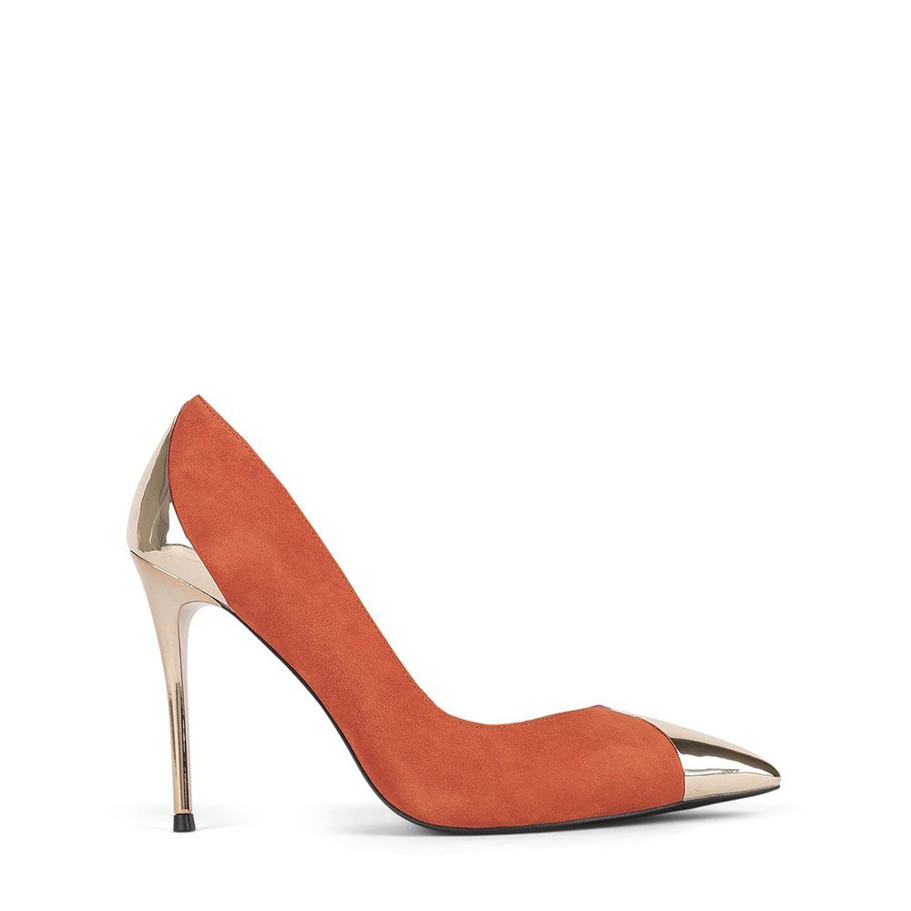 Γυναικείες Γόβες Jeffrey Campbell  Lure-Mcb Su Orange