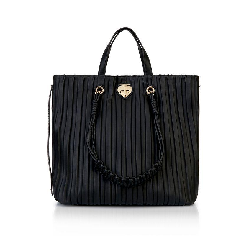 Γυναικείο Handbag Lepandorine Cris STILE Black